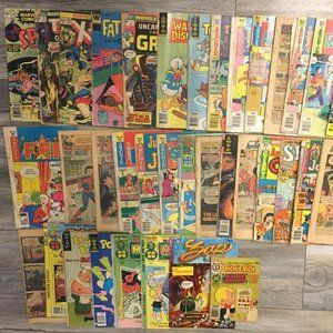 Comics Book lot of 36